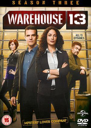 Rent Warehouse 13: Series 3 Online DVD & Blu-ray Rental