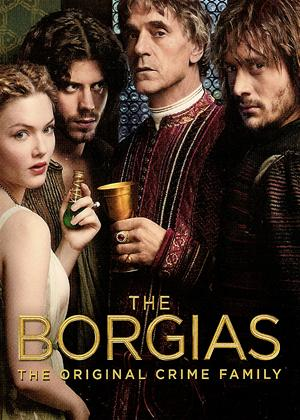 Rent The Borgias: Series 2 Online DVD & Blu-ray Rental