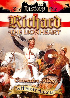 Rent The History Makers: Richard the Lionheart - Crusader King Online DVD Rental