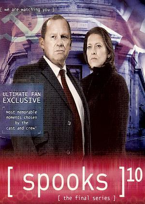 Rent Spooks: Series 10 Online DVD Rental