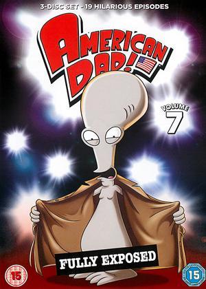 Rent American Dad!: Vol.7 Online DVD Rental