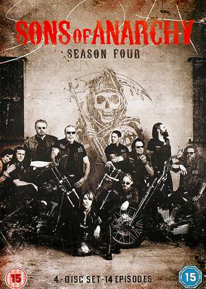 Rent Sons of Anarchy: Series 4 Online DVD Rental