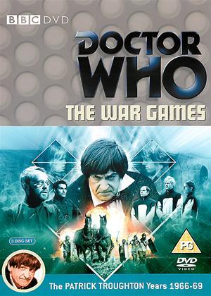 Rent Doctor Who: The War Games Online DVD Rental