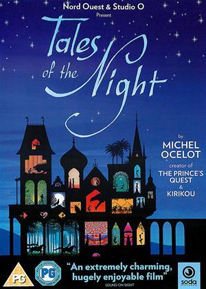 Rent Tales of the Night (aka Les Contes De La Nuit) Online DVD Rental