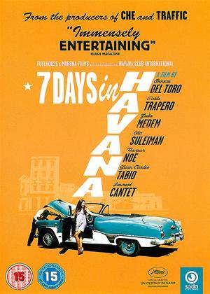 Rent 7 Days in Havana (aka 7 días en La Habana) Online DVD Rental
