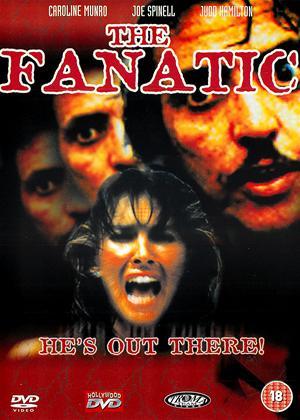 Rent The Fanatic (aka The Last Horror Film) Online DVD Rental