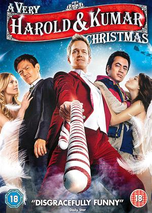 A Very Harold and Kumar Christmas Online DVD Rental