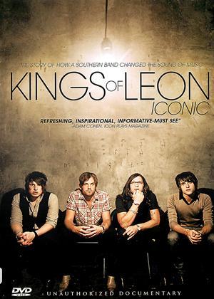 Rent Kings of Leon - Iconic Online DVD Rental