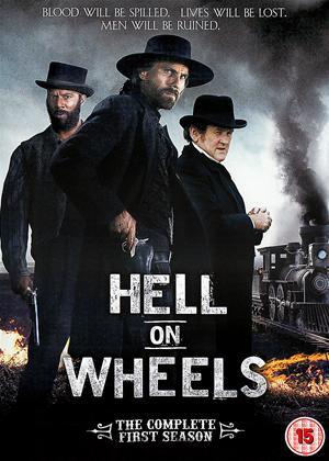 Rent Hell on Wheels: Series 1 Online DVD Rental