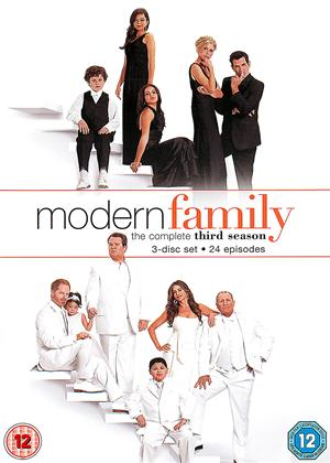 Rent Modern Family: Series 3 Online DVD Rental