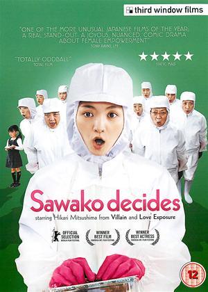 Rent Sawako Decides (aka Kawa no soko kara konnichi wa) Online DVD & Blu-ray Rental