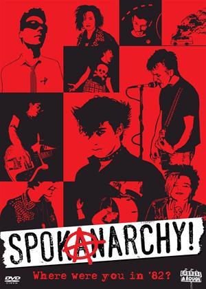 Rent Spokanarchy! Online DVD Rental