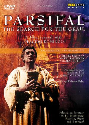 Parsifal: The Search for The Grail Online DVD Rental