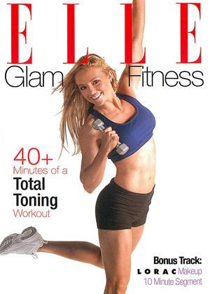 Rent Elle: Glam Fitness - Total Toning Workout Online DVD Rental