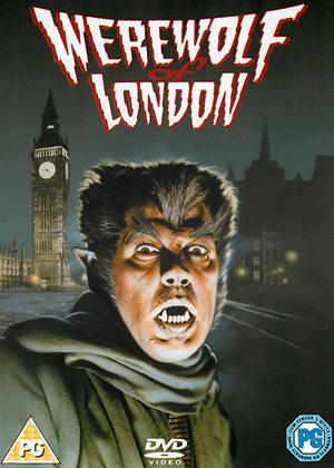 Rent Werewolf of London Online DVD Rental