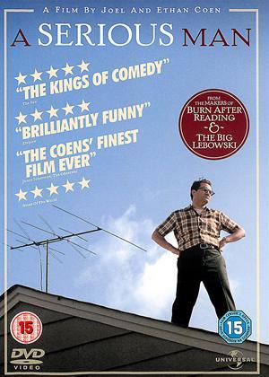 Rent A Serious Man Online DVD Rental