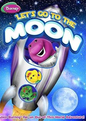 Rent Barney: Let's Go to the Moon Online DVD Rental