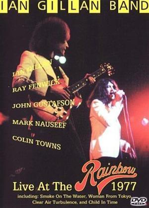 Rent Ian Gillan Band: Live at the Rainbow: 1977 Online DVD Rental