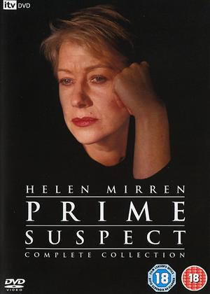 Prime Suspect: The Complete Collection Online DVD Rental