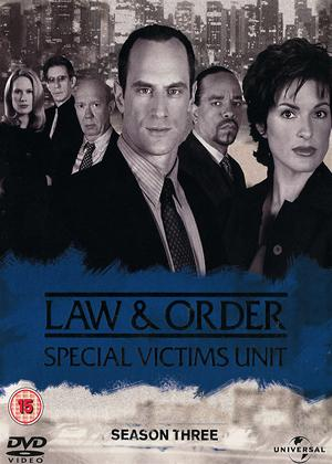 Rent Law and Order: Special Victims Unit: Series 3 Online DVD & Blu-ray Rental