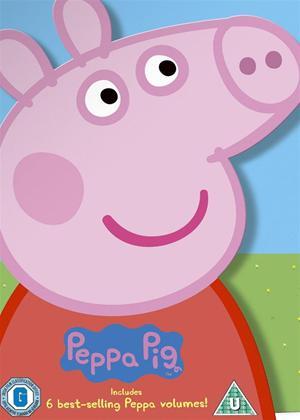 Rent Peppa Pig: Head Pack Online DVD Rental