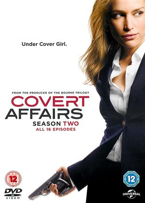 Rent Covert Affairs: Series 2 Online DVD Rental