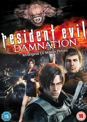 Rent Resident Evil: Damnation (aka Biohazard: Damnation) Online DVD & Blu-ray Rental