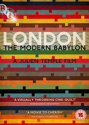 Rent London: The Modern Babylon Online DVD Rental