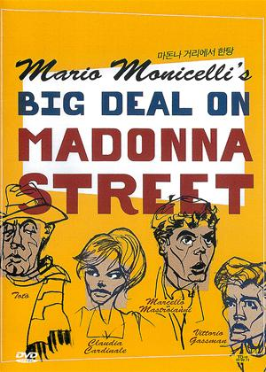 Rent Big Deal on Madonna Street (aka I Soliti Ignoti) Online DVD & Blu-ray Rental