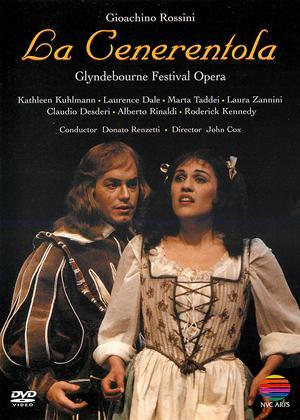 Rent Rossini: La Cenerentola: Glyndebourne Festival Opera Online DVD & Blu-ray Rental