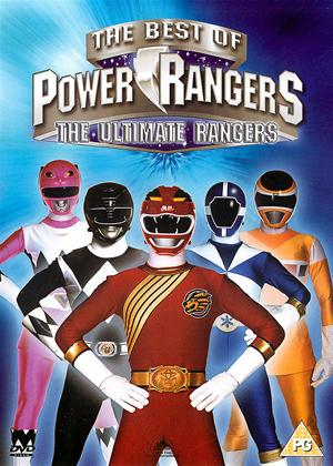 Rent The Best of Power Rangers: The Ultimate Rangers Online DVD Rental