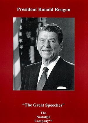 Rent President Ronald Reagan: The Great Speeches Online DVD Rental