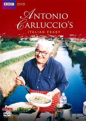 Rent Antonio Carluccio's Italian Feast Online DVD Rental