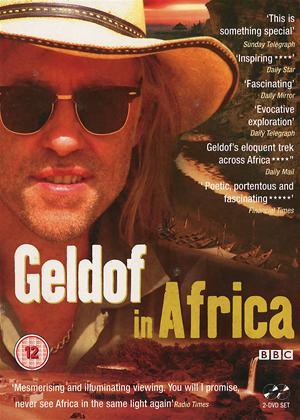 Rent Geldof in Africa Online DVD Rental