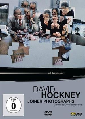 Rent David Hockney: Joiner Photographs Online DVD Rental