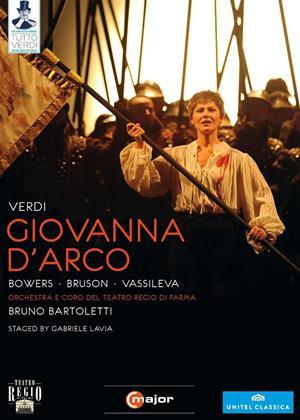 Rent Giovanna D'Arco: Teatro Regio di Parma (Bartoletti) Online DVD Rental