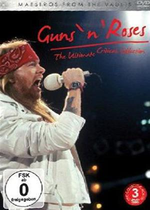 Rent Guns 'N' Roses: The Ultimate Critical Collection Online DVD Rental