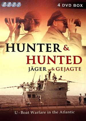 Rent Hunter and Hunted: U-boat Warfare in the Atlantic Online DVD Rental