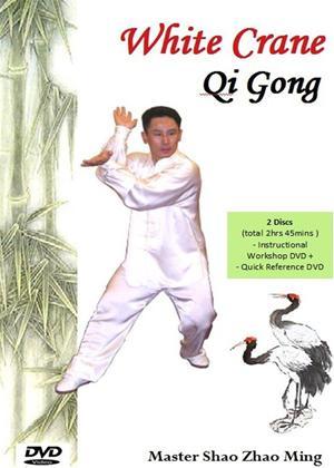 Rent White Crane: Qi Gong Online DVD Rental