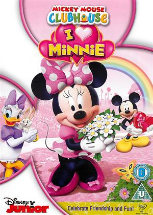 Rent Mickey Mouse Clubhouse: I Heart Minnie Online DVD Rental