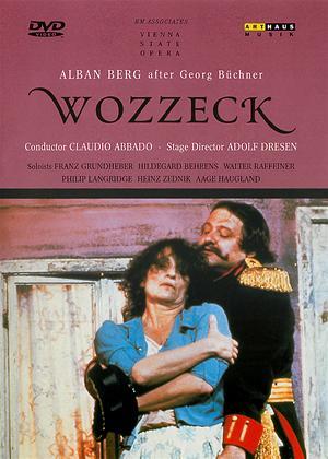 Rent Wozzeck: Vienna State Opera (Abbado) Online DVD Rental
