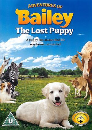 Rent Adventures of Bailey: The Lost Puppy Online DVD Rental