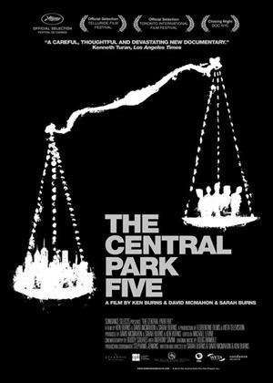 Rent The Central Park Five Online DVD Rental