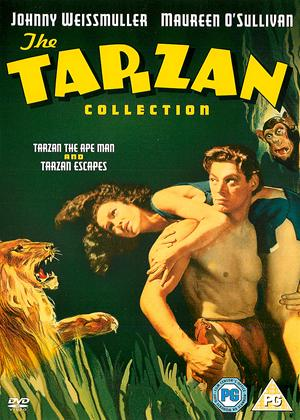 Rent Tarzan the Ape Man/ Tarzan Escapes Online DVD & Blu-ray Rental