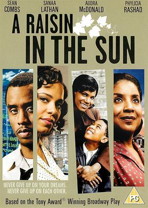 Rent A Raisin in the Sun Online DVD Rental