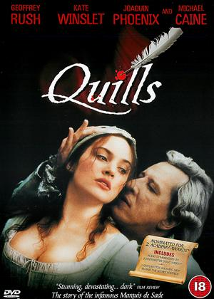 Rent Quills Online DVD & Blu-ray Rental
