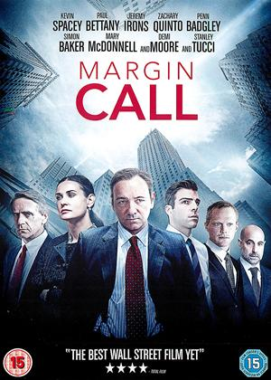 Rent Margin Call Online DVD Rental