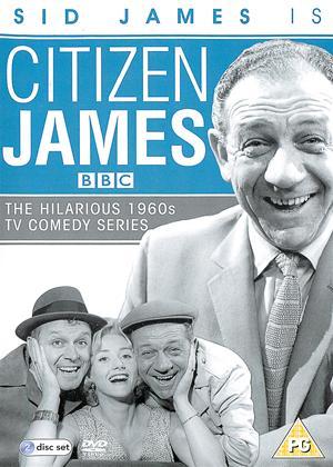 Rent Citizen James Online DVD Rental