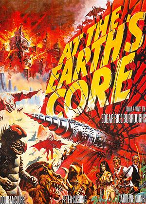 Rent At the Earth's Core Online DVD Rental