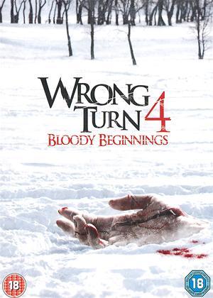 Rent Wrong Turn 4: Bloody Beginnings Online DVD Rental